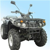 400CC EEC ATV,4WD,OIL COOLED,DISK/DISK