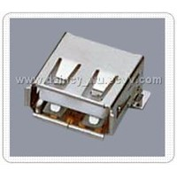 USB  A/B  TYPE  CONNECTOR