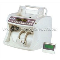 money value counter/ counting machine/ banknotes counter