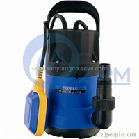 Garden submersible clean water pump