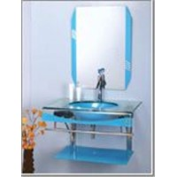 Glass Washbasin Sets