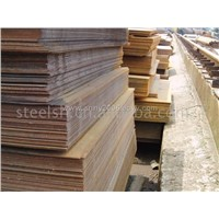 hot-rolled steel board