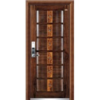 STEEL-WOOD DOORFY-203