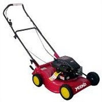 lawn machinery