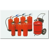 Fire Fighting Gas Cylinder