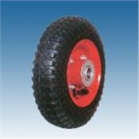 wheel barrow tyre&tube