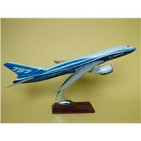 Airplane model B787 original