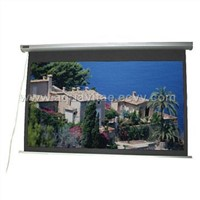 Top Grade Motorized Screen with Remote Control