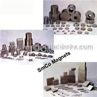 Rare Earth Magnets (Nd-Fe-B, Sm-Co, Ai-Ni-Co)