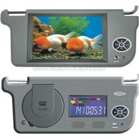 9 inch Sun visor LCD Monitor with DVD Player