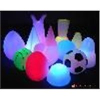 LED light glue ball