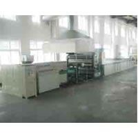 PVC waterproof sheets production line
