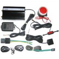 GPS/GSM Car Alarm