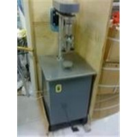 Foil Cap Locking Machine