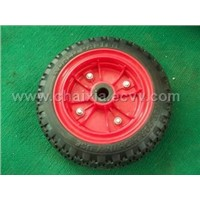 foam rubber wheel