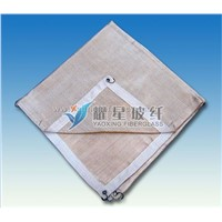 Fireproof Fibre Glass Cloth