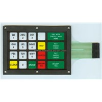 aluminum sheet  Membrane Switch