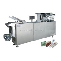 Flat-Plate Type Injection Blister Packing Machine