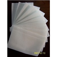 Nonwoven Functional Wipers