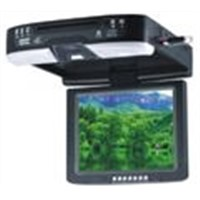 7 ine one roof mounting DVD player