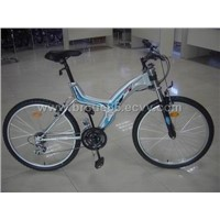 suspention bicycle*bike*bicycles*e-bike
