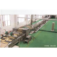 Oil Fried Instant Noodle Production Line