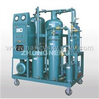 High Vacuum Transfomer Oil Regeneration Purifier