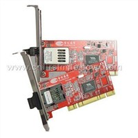 PCI Bus Optical Ethernet Adapter