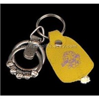 flash key ring/ flash key rings/ flashing key ring