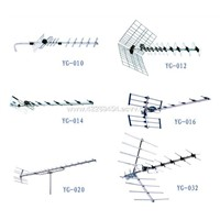Good Gain Yagi Antenna