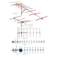 Super Gain Yagi Antenna