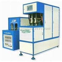 Bottle blow moulding machine