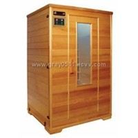 Healthy 2 Persons  Deluxe Sauna Room