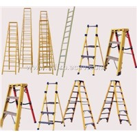 Fibreglass Stepladder foldaway ladders,household l