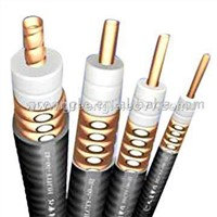 Radiating Coaxial Cable