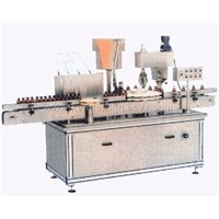 JG-FLS-4 Automatic 2 in 1 Filling&Capping Machine