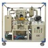used engine oil recycling machine remove odour and recovery yellow colour