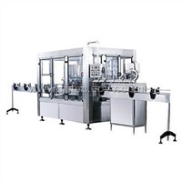 Water Bottling Machine for Small Bottles