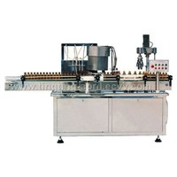 KS-Z-4 Filling Capping Machine