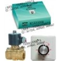 Gas Safety Timer Valve
