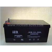 12V200Ah  sealed lead acid battery