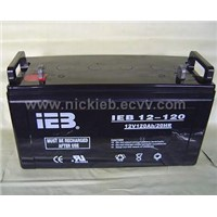 12V120Ah  sealed lead acid battery