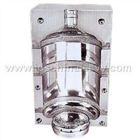 PET/PC bottle blowing mould