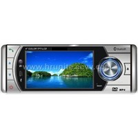 4-Inch Touch Panel DVD Player/Bluetooth