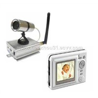 2.4GHz BABY MONITOR PRODUCT NO.SWL0209B