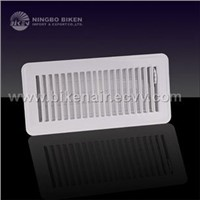 floor air register BK-1FL