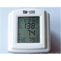 sell touch screen wrist blood pressure monitor BM-