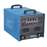 Inverter AC/DC pulse TIG/MMA welding machine