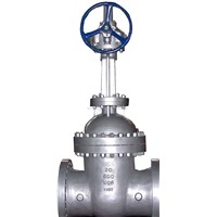 Flanged Casting Steel Gate Valve