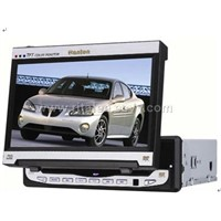 7″ In-dash Car DVD Player with TFT LCD Monitor